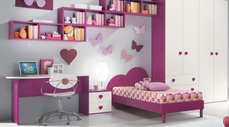 بالصور ديكورات اوض اطفال , افكار جديدة لغرف نوم الاطفال 12480 3
