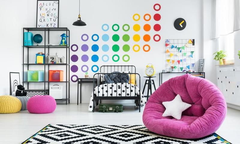 بالصور ديكورات اوض اطفال , افكار جديدة لغرف نوم الاطفال 12480 4