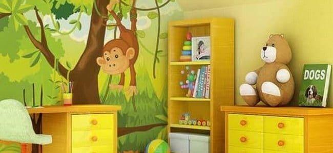 بالصور ديكورات اوض اطفال , افكار جديدة لغرف نوم الاطفال 12480 6