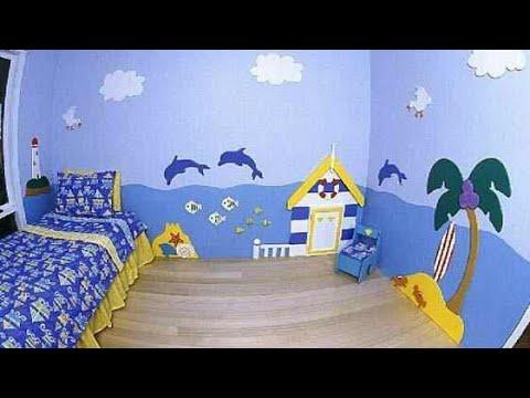بالصور ديكورات اوض اطفال , افكار جديدة لغرف نوم الاطفال 12480 9