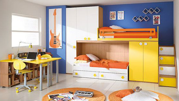 بالصور ديكورات اوض اطفال , افكار جديدة لغرف نوم الاطفال 12480