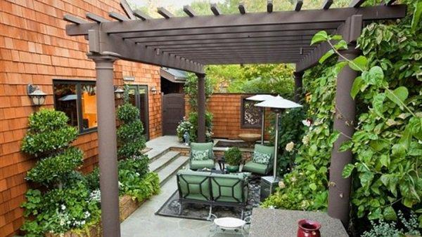 بالصور تصميمات حدائق منزلية , افكار جديدة لحدائق منزلية 12489 14