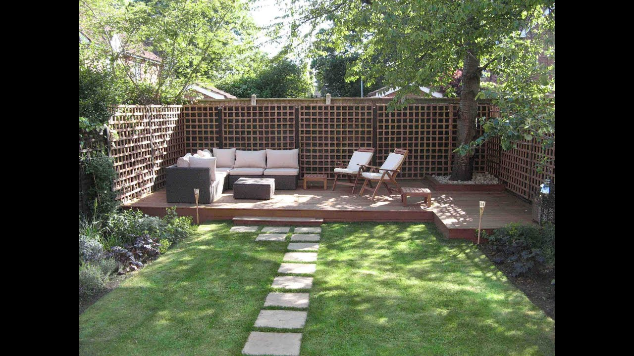 بالصور تصميمات حدائق منزلية , افكار جديدة لحدائق منزلية 12489 3