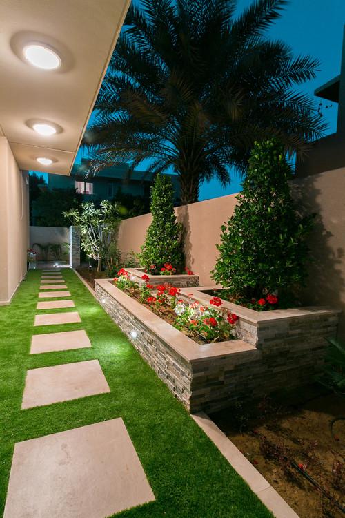 بالصور تصميمات حدائق منزلية , افكار جديدة لحدائق منزلية 12489 5