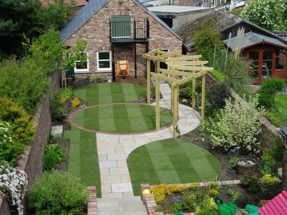 بالصور تصميمات حدائق منزلية , افكار جديدة لحدائق منزلية 12489 6