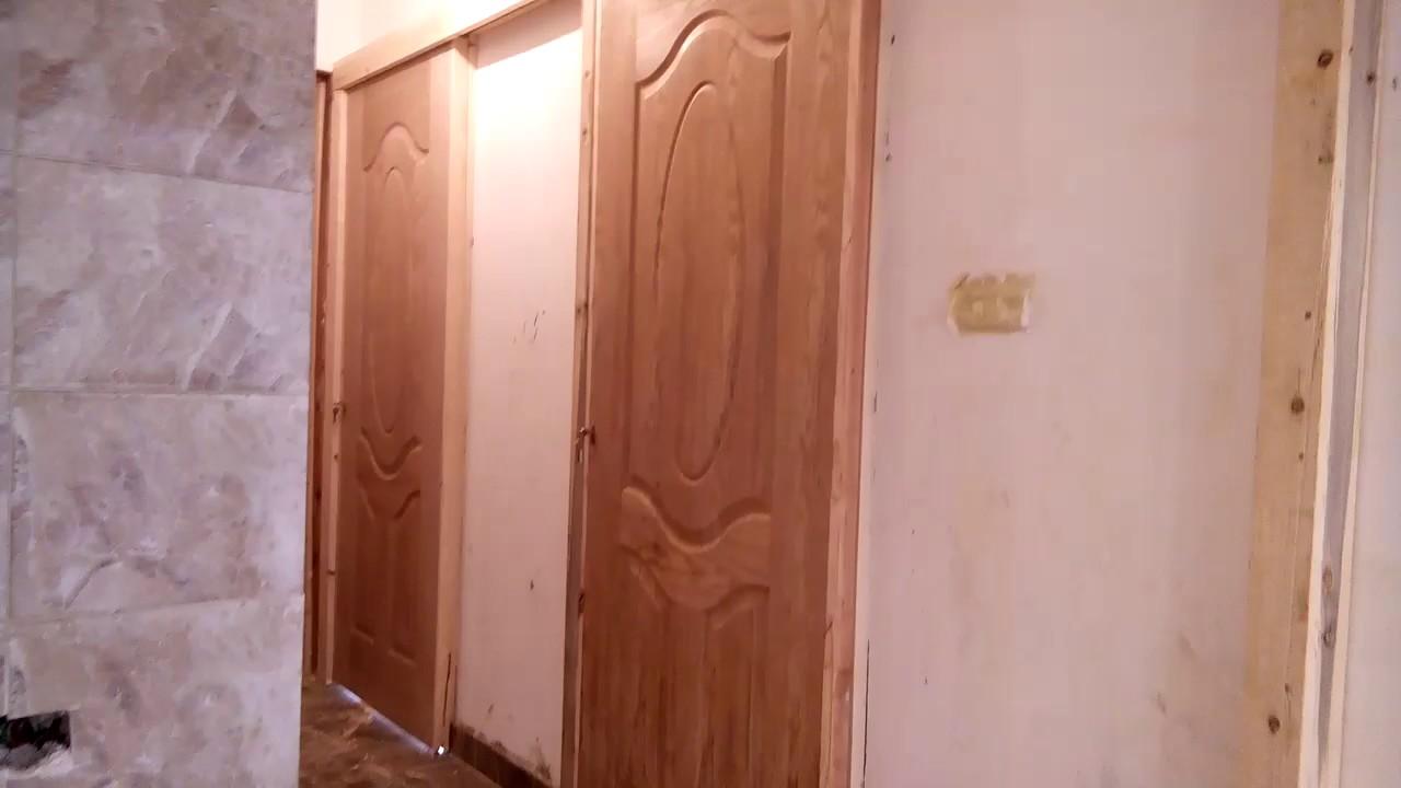 صورة ابواب خشب جرار , احدث انواع بواب الخشب الجرار