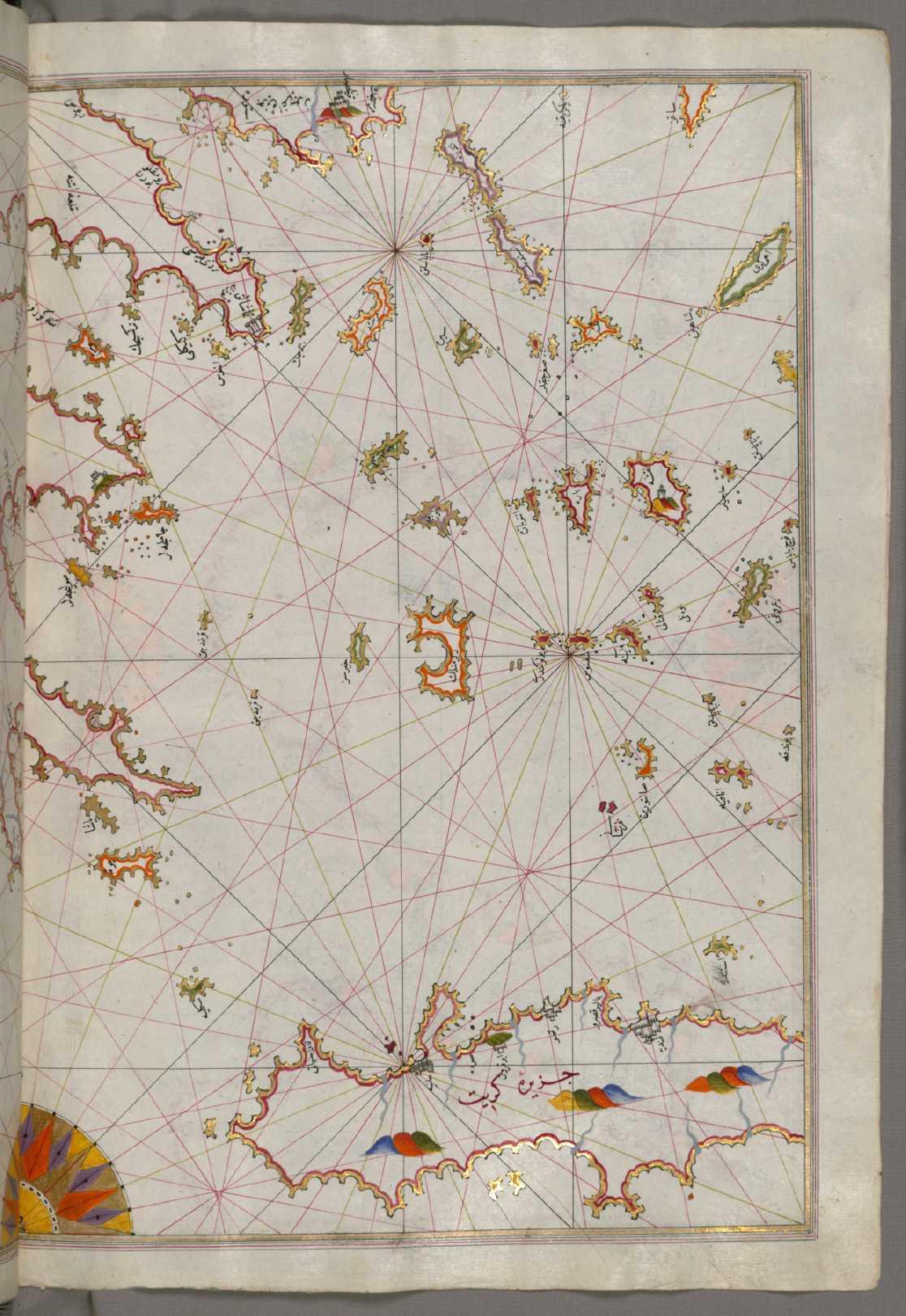 بالصور خريطة بيري ريس , تعرف على تاريج هذه الخريطة 11522 10