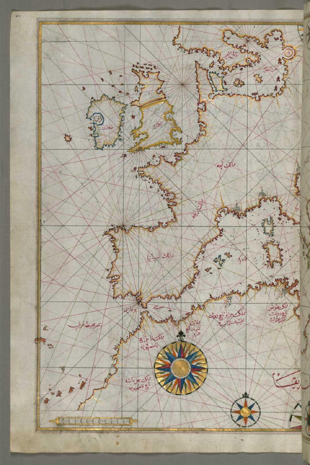 بالصور خريطة بيري ريس , تعرف على تاريج هذه الخريطة 11522 7