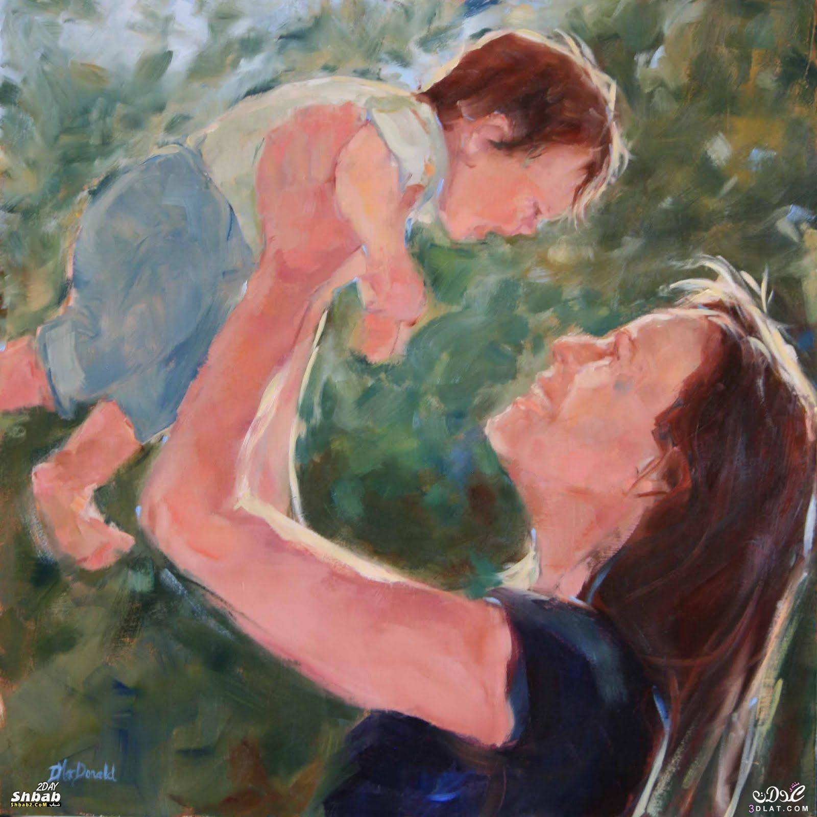 بالصور رسالة عن الام , رسالة عن حب الام 11699 1