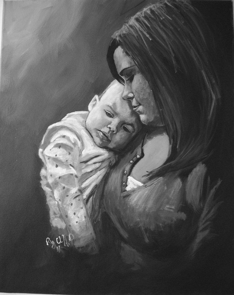 بالصور رسالة عن الام , رسالة عن حب الام 11699 2