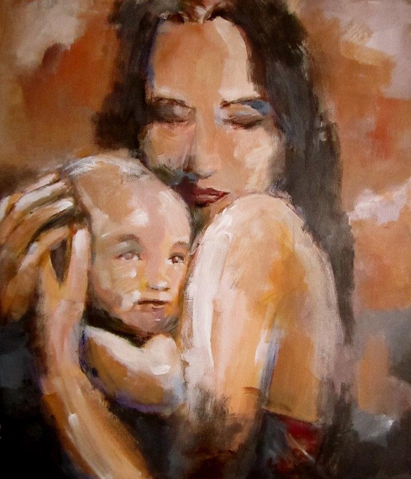 بالصور رسالة عن الام , رسالة عن حب الام 11699 9