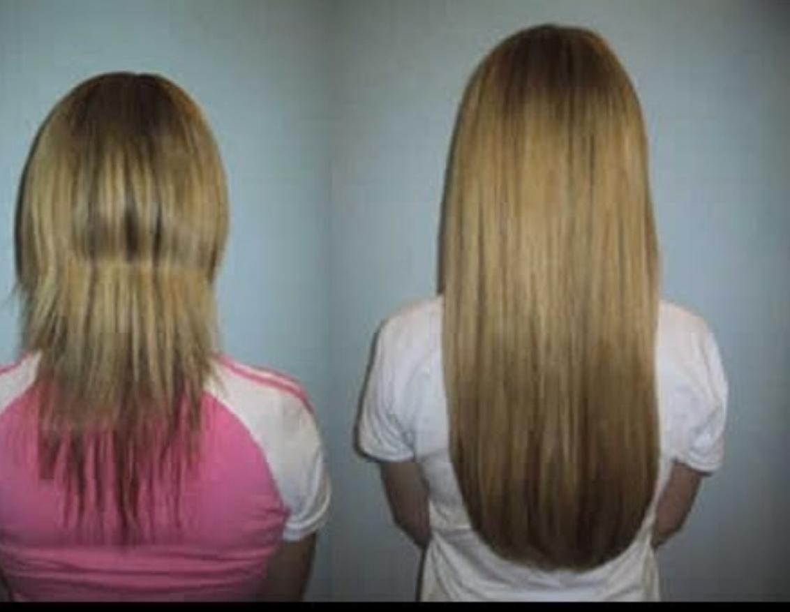 بالصور فيتامين لتطويل الشعر , اجمل فيتامين لتطويل الشعر طريقه بيتي