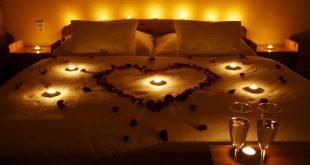 صورة غرف نوم للعرايس , تزين اجمل الغرف للعرايس