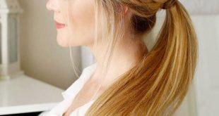 بالصور قصات شعر طويل 2019 , تعرفى على احدث تسريحات الشعر الطويل 2705 13 310x165