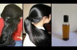 صورة خلطات لتطويل الشعر , عايزة شعرك يطول بسرعة تعالى اقولك الطريقة