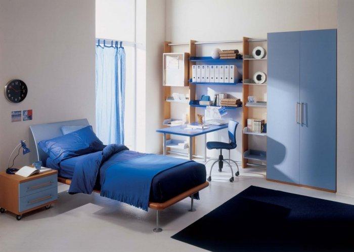 بالصور غرف نوم اطفال اولاد , ديزين مبتكر لغرف نوم الاولاد 2746 11