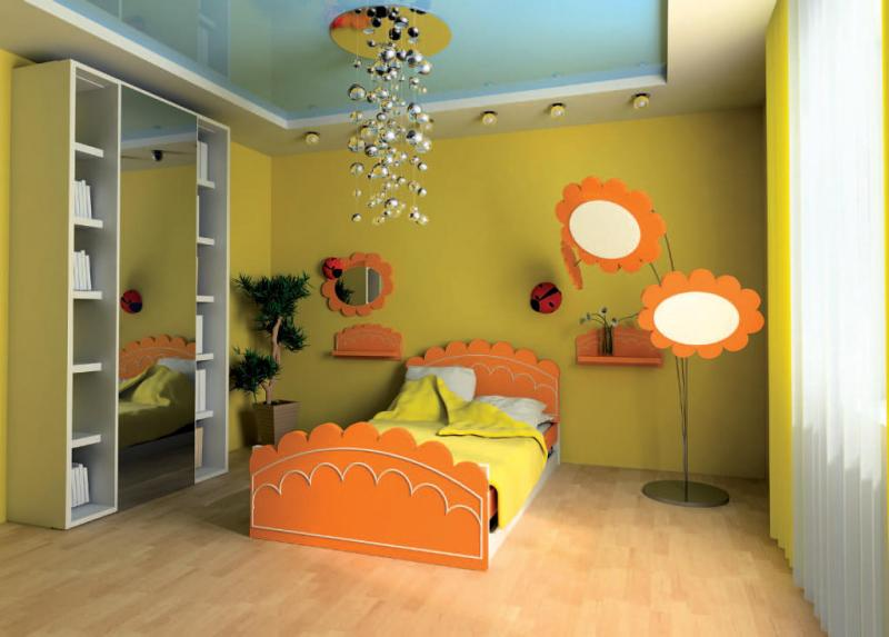 بالصور غرف نوم اطفال اولاد , ديزين مبتكر لغرف نوم الاولاد 2746 12