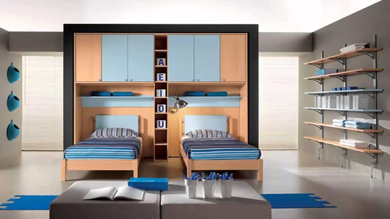 بالصور غرف نوم اطفال اولاد , ديزين مبتكر لغرف نوم الاولاد 2746 14