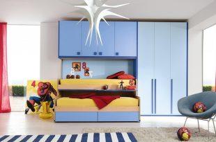 صور غرف نوم اطفال اولاد , ديزين مبتكر لغرف نوم الاولاد