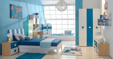 بالصور غرف نوم اطفال اولاد , ديزين مبتكر لغرف نوم الاولاد 2746 4