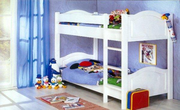 بالصور غرف نوم اطفال اولاد , ديزين مبتكر لغرف نوم الاولاد 2746 7