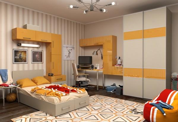 بالصور غرف نوم اطفال اولاد , ديزين مبتكر لغرف نوم الاولاد