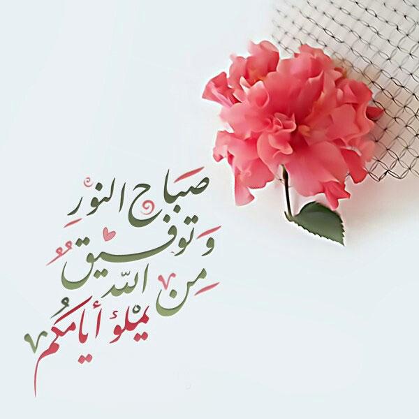 صورة عبارات صباح الخير , جمل صباح الخير حلوة 3170 4
