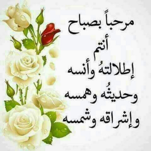 صورة عبارات صباح الخير , جمل صباح الخير حلوة 3170 7