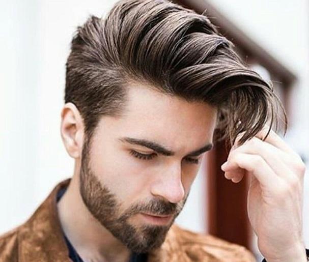 صورة احدث قصات الشعر للشباب , قصات شعر رجالى