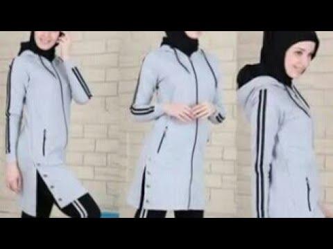 صور ملابس رياضية للمحجبات , موديلات ملابس الرياضه للمحجبات