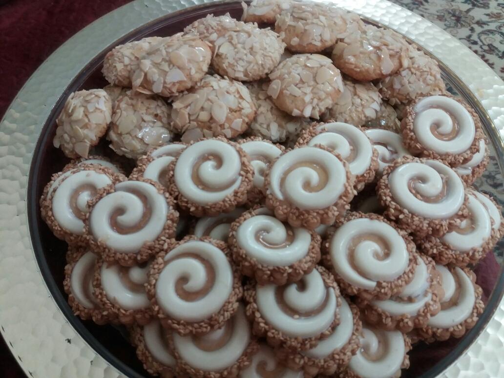 صورة حلويات مغربيه , اجمل حلويات المغرب العربى