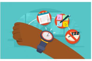 صورة كيفية تنظيم الوقت , ازاى انظم وقتى