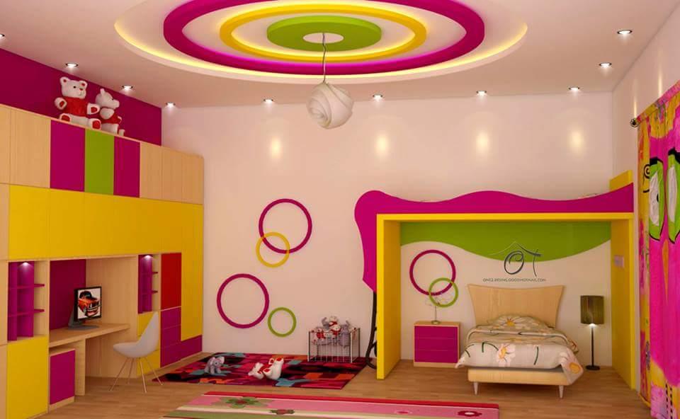 صور ديكورات غرف اطفال , اروع ديكورات لغرف الاطفال