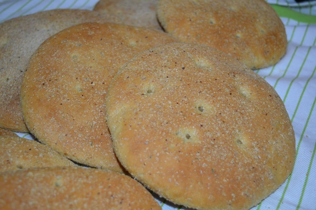 صورة الخبز المغربى , طريقه عمل الخبز المغربى
