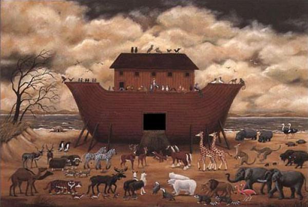 صور سفينة نوح عليه السلام , معلومات عن سفينه سيدنا نوح عليه السلام
