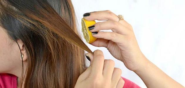 صورة صبغات شعر طبيعية , طريقه عمل صبغات شعر طبيعيه