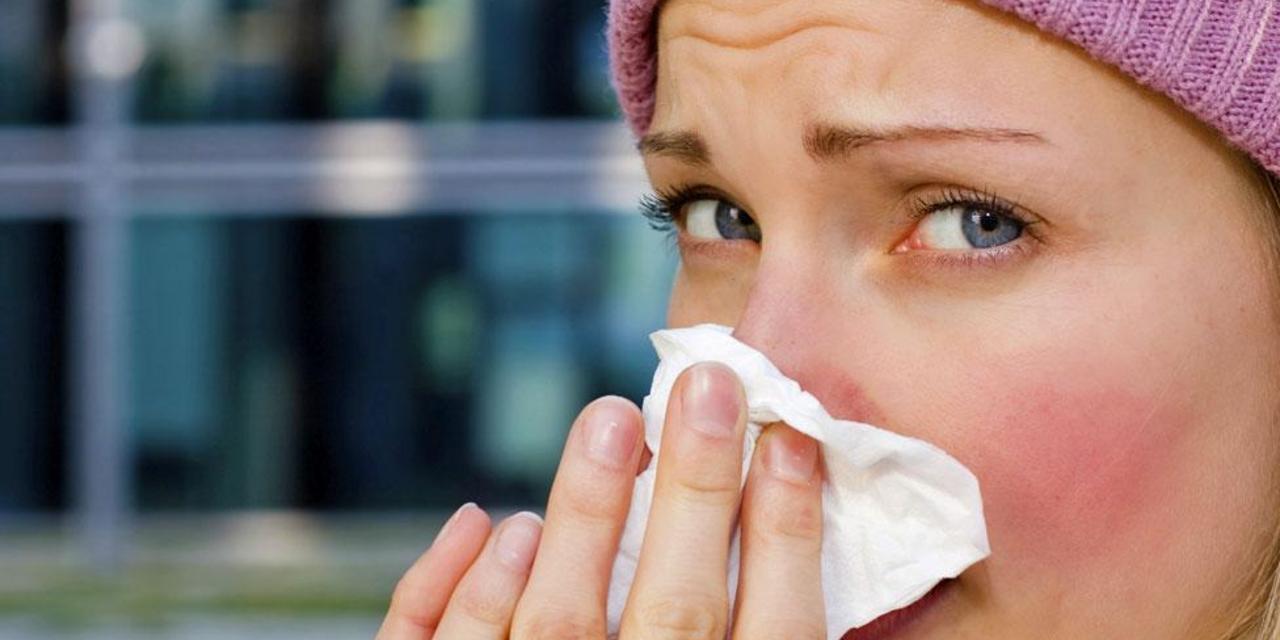 صورة اعراض الزكام , علامات وجود مرض الزكام