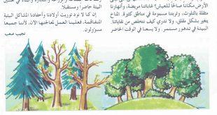 صور تعبير عن البيئة , موضوع عن البيئه