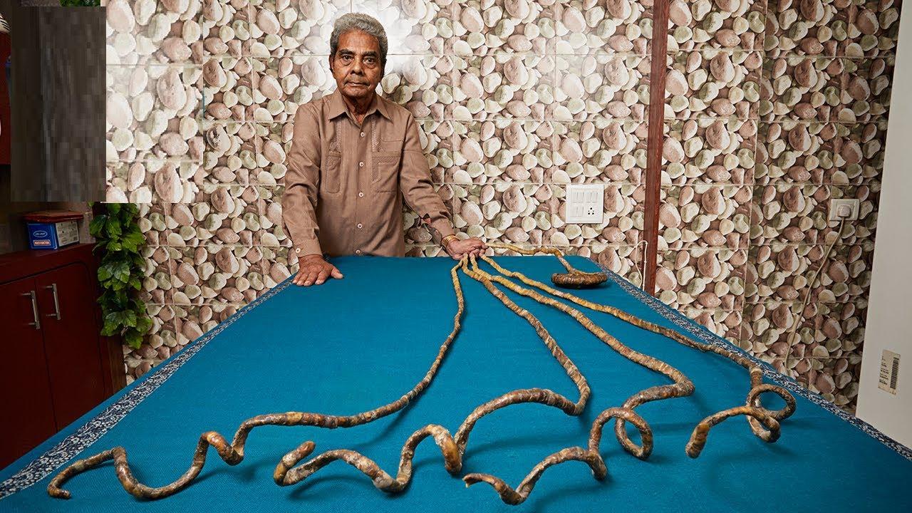 صورة اطول اظافر في العالم 1081