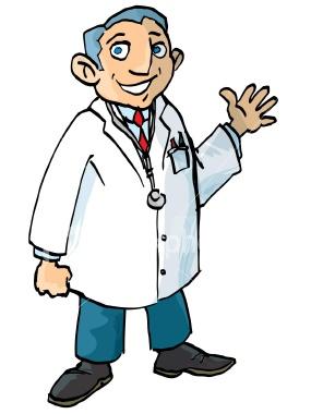 قصتي مع الدكتور
